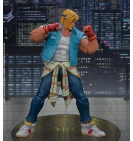 Storm Collectibles Streets of Rage IV Axel Stone 1/12 Scale Figure