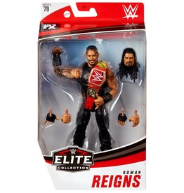 Mattel WWE Roman Reigns Elite Collection Action Figure