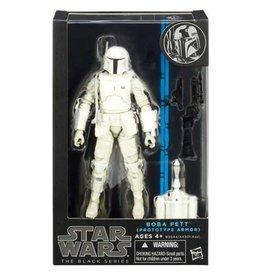 "Hasbro Star Wars The Black Series Boba Fett (Prototype Armor) 6"" Figure"