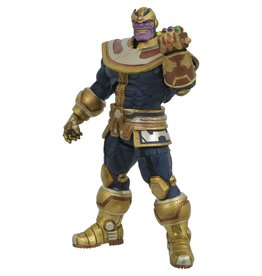 Diamond Select Toys Marvel Select Thanos with Infinity Gauntlet Action Figure