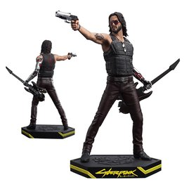 Dark Horse Cyberpunk 2077 Johnny Silverhand Statue