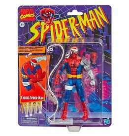 Hasbro Spider-Man Marvel Legends Retro Collection Cyborg Spider Man