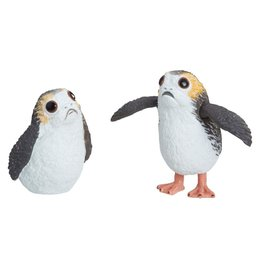 Hasbro Star Wars The Black Series Porg 6-Inch Scale Action Figure Set
