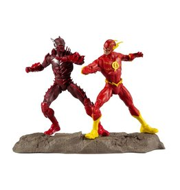 McFarlane Toys Dark Nights: Metal DC Multiverse Earth -52 Batman (Red Death) & The Flash Two-Pack