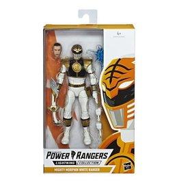 Hasbro Power Rangers Lightning 6-Inch White Ranger Action Figure