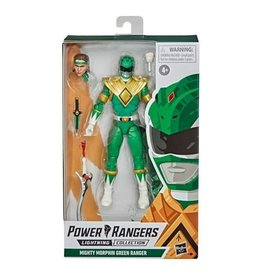 Hasbro Power Rangers Lightning Collection Mighty Morphin Green Ranger 6-Inch Action Figure