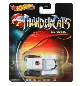Mattle Hot Wheels Premium Thundercats Thunder Tank