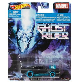 Mattle Hot Wheels Ghost Rider Dodge Charger