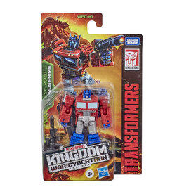 Hasbro Transformers Generations War for Cybertron: Kingdom Core Class WFC-K1 Optimus Prime