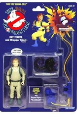 Hasbro Kenner 2020 The Real Ghostbusters Retro Ray Stanz and Wrapper Ghost