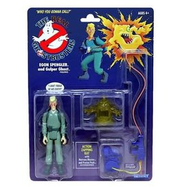 Hasbro Kenner 2020 The Real Ghostbusters Retro Egon Spengler and Gulper Ghost