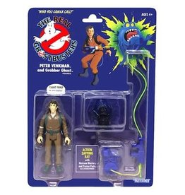Hasbro Kenner 2020 The Real Ghostbusters Retro Peter Venkman and Grabber Ghost