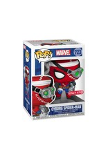 Funko Funko Pop! Marvel Cyborg Spider-Man Exclusive Vinyl Figure
