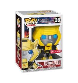 Funko Funko POP! Retro Toys: Transformers - Bumblebee (Target Exclusive)