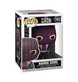 Funko Funko Pop! Marvel: The Falcon and The Winter Soldier - Baron Zemo
