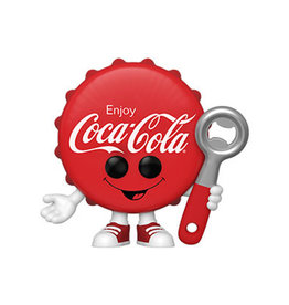 Funko Pop! Foodies: Coke - Coca-Cola Bottle Cap