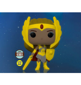 Funko Pop! Retro Toys: Masters of the Universe Specialty Series - She-Ra (Glow-in-the-Dark)