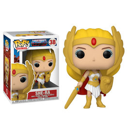 Funko Pop! Retro Toys: Masters of the Universe - Classic She-Ra