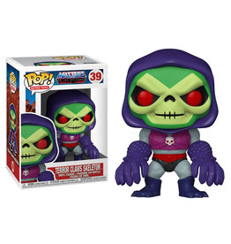 Funko Pop! Retro Toys: Masters of the Universe - Skeletor (with Terror Claws)