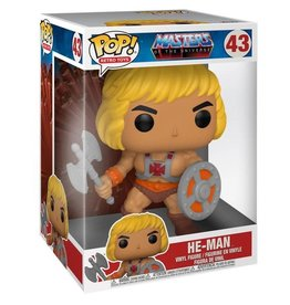 """Funko Pop! TV: Masters of the Universe - 10"""" He-Man"""