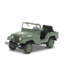 Greenlight MASH (TV Series) - 1952 Willys M38 A1 1:43 Scale Die-Cast Vehicle