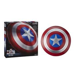 Hasbro Marvel Legends Avengers Falcon and Winter Soldier Captain America Shield Prop Replica