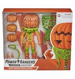 Hasbro Power Rangers Lightning Collection Monsters Mighty Morphin Pumpkin Rapper