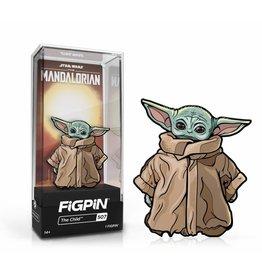Figpin Star Wars: The Mandalorian The Child FiGPiN 3-Inch Enamel Pin