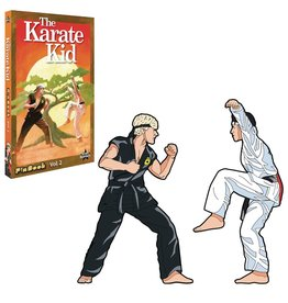 Icon Heroes Karate Kid Pin Book Set Volume 2 Limited Edition