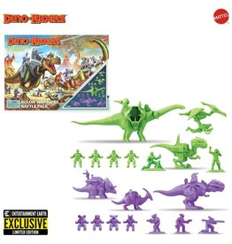 Mattel Dino-Riders Rulon Warriors Battle Pack - Entertainment Earth Exclusive
