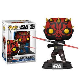 Funko Pop! Star Wars: The Clone Wars - Darth Maul