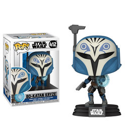Funko Pop! Star Wars: The Clone Wars - Bo-Katan