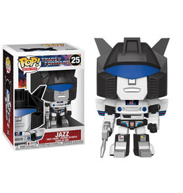 Funko Pop! Retro Toys: Transformers - Jazz