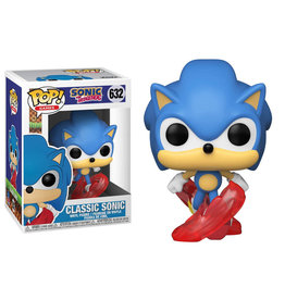 Funko Pop! Games: Sonic The Hedgehog - Classic Sonic (30th Anniversary)