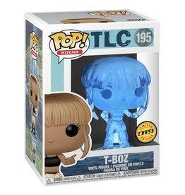 Funko Pop! Rocks: TLC - T-Boz (Chase)