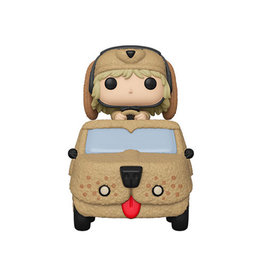 Funko Pop! Rides: Dumb and Dumber - Harry with Mutts Cutts Van