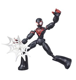 Hasbro Marvel Spiderman Bend and Flex Miles Morales Figure