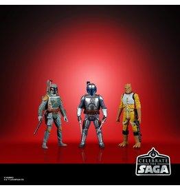 Hasbro Star Wars Celebrate the Saga Bounty Hunters (Exclusive)