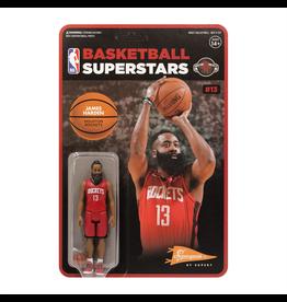 Super7 NBA Superstars Figure - James Harden (Rockets)