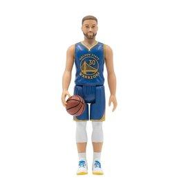 Super7 NBA Superstars Figure - Stephen Curry (Warriors)