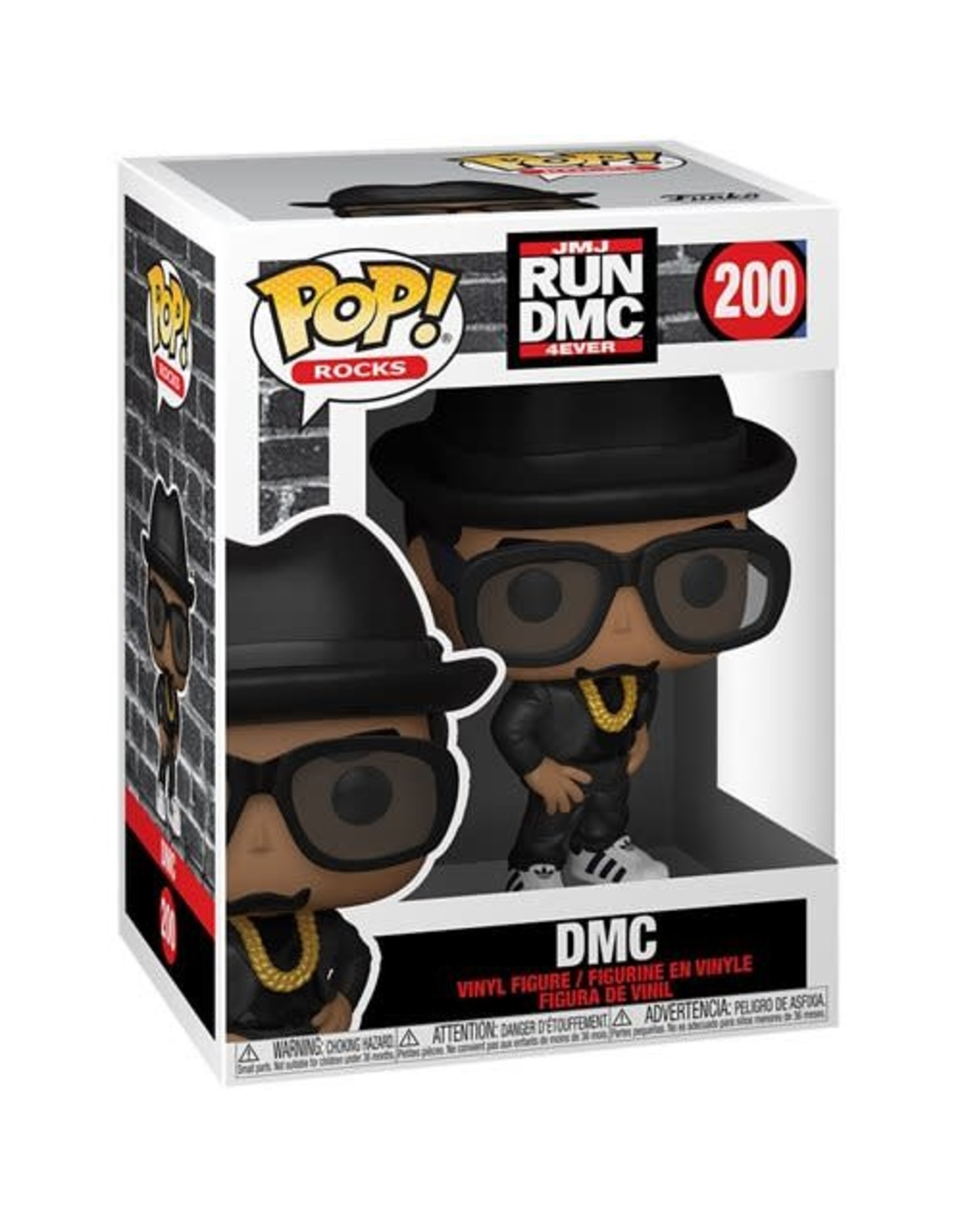 Funko Run DMC DMC Pop! Vinyl Figure