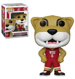 Funko Washington State University Mascot Butch T Cougar Pop! Vinyl Figure