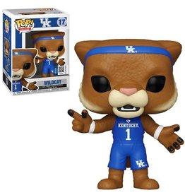 Funko University of Kentucky Mascot Scratch Pop! Vinyl Figure