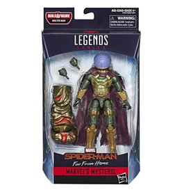 Hasbro Marvel Legends Series Spider-Man: Far from Home 6-in Mysterio Figure