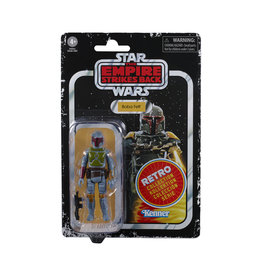 Hasbro Star Wars Retro Collection Boba Fett 3.75-inch Action Figure