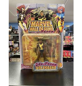 Toybiz Marvel Hall of Fame She-Force Wolfsbane Action Figure