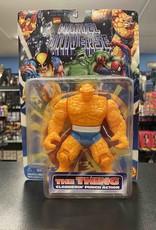 Toybiz Fantastic Four Toybiz The Thing Clobberin' Time Punch Action Figure