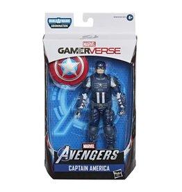 Hasbro Marvel's Avengers  Marvel Legends Gamerverse Captain America (Abomination BAF)