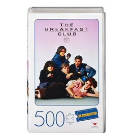 SpinMaster The Breakfast Club Retro Blockbuster VHS Video Case 500-Piece Puzzle