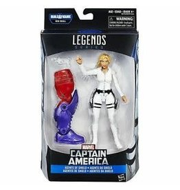 Hasbro Marvel Legends Agents of Shield: Sharon Carter Figure (Red Skull BAF)